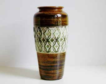 Jasba keramik ceramic vase, West Germany WGP