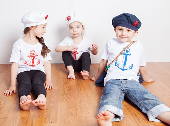 Mini Soul's Sailor Hats.
