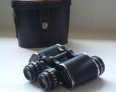 Vintage Luna Binoculars Old Binoculars Scope Binoculars - ransomletterhandmade