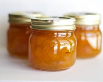 Cantaloupe Vanilla Bean Jam