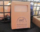 Mechanic's Cold Processed Handmade Goat Milk Soap Made with Ground Pumice