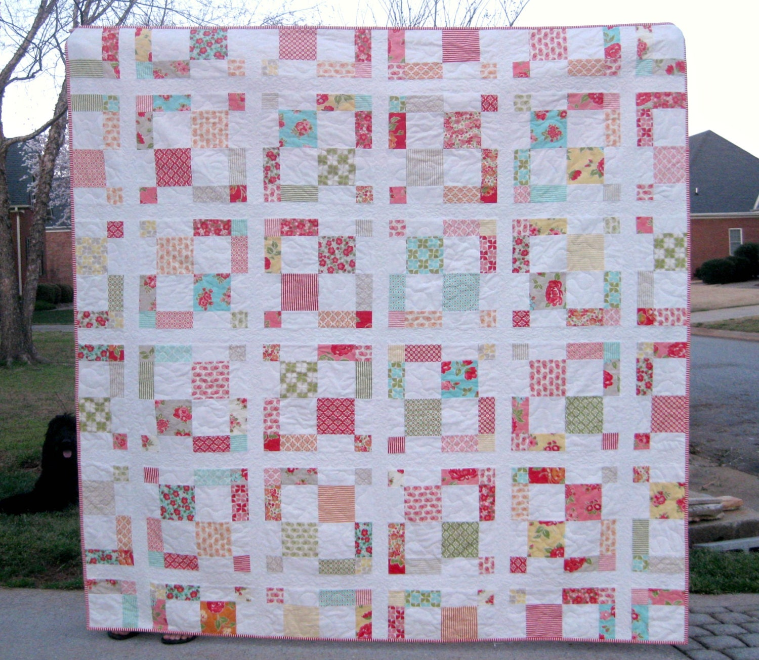 Charming A Digital Quilt Pattern Charming Baby Lap And
