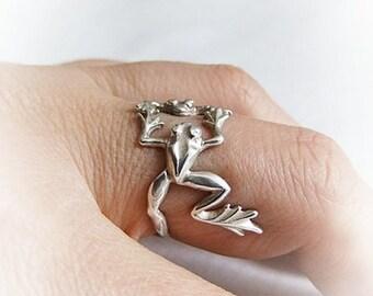 "Ring ""Frog dance"""