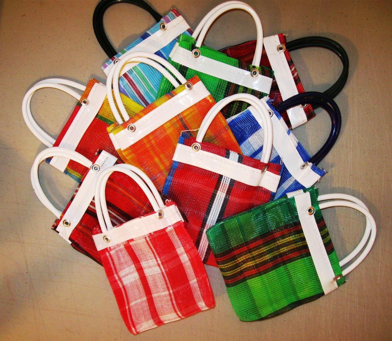 Mexican mercado bag Mercado bag Mexican wedding favors   Etsy   Chalupa Mexican Mercado Bags