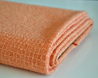 Wool Fabric - Orange