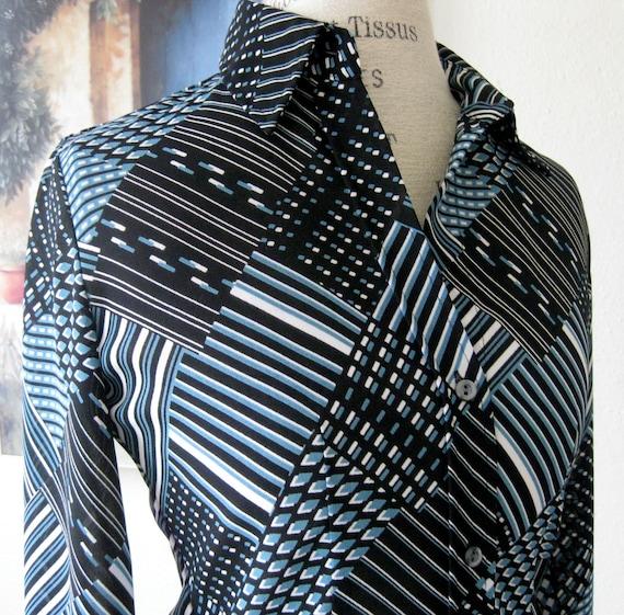 Long Sleeve Blouse Pattern 82