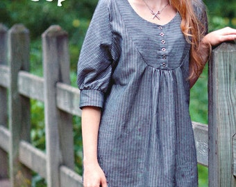 15% Off Sale - Sew Liberated The Esme Top Sewing Pattern