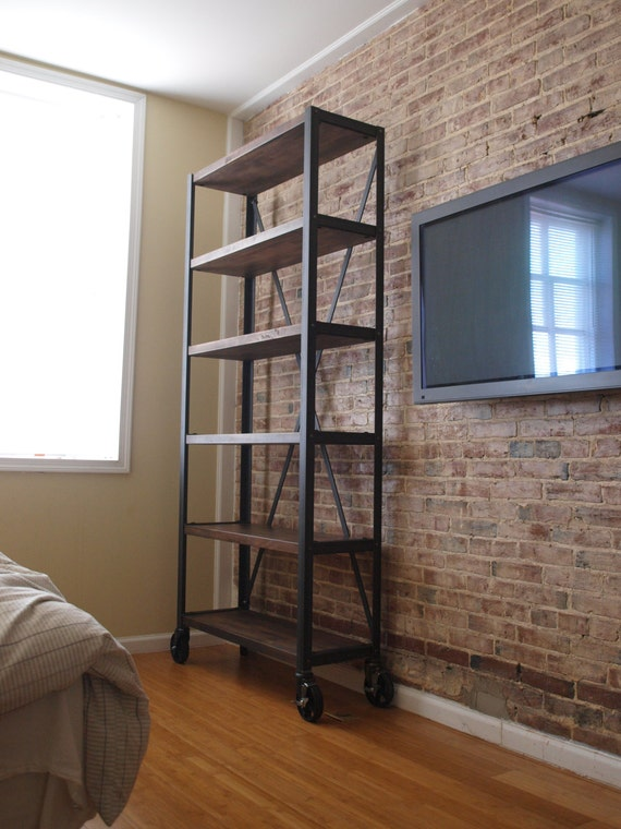 Items Similar To Engineers Industrial Bookcase Shelf