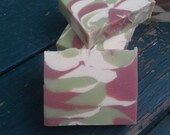 Spiced Apple Cider scented handmade cold process soap for fall