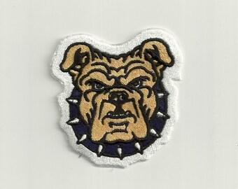 Bulldog Patch! Custom Made!