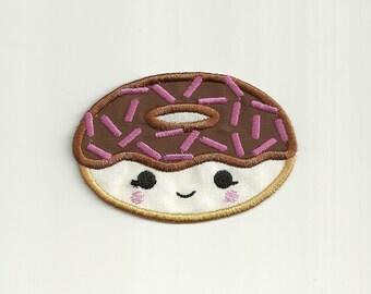 Happy Donut Patch! Custom Made!