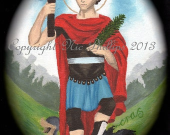 St Expedite (prints and cards)