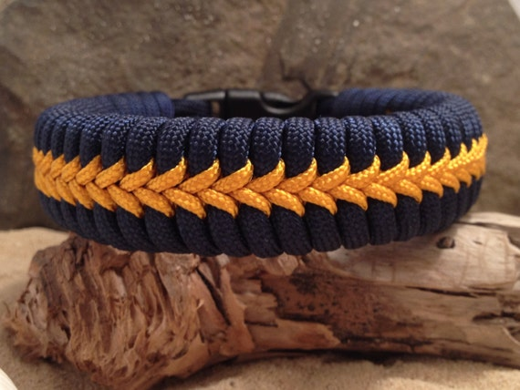 items similar to fishtail paracord survival bracelet with