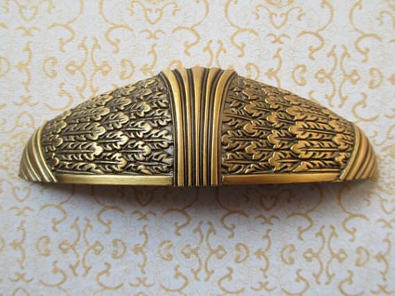 Decorative Bin Pulls : Quot bin drawer pulls dresser pull handles knobs cup