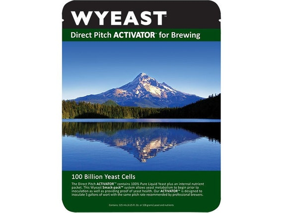 Wyeast Activator 1450 Denny's Favorite 50 Yeast Liquid Beer Making Yeast