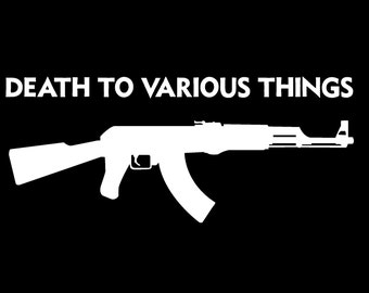 Death to Various Things