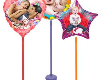 Inkflatables A4 Size Printable Balloon Round (3 pack)