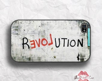 ReLOVEution Graffiti - iPhone 4/4S 5/5S/5C/6/6+ and now iPhone 7 cases!! And Samsung Galaxy S3/S4/S5/S6/S7