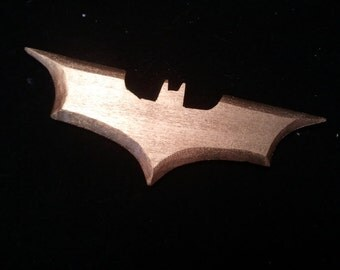 3 Resin - Batman Begins inspired - Fan Art - Batarang