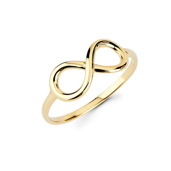 14k infinity ring infinity infinity ring infinity jewelry for Infinity ring jewelry store