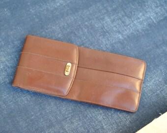 Vintage PIERRE CARDIN leather etui....(339)