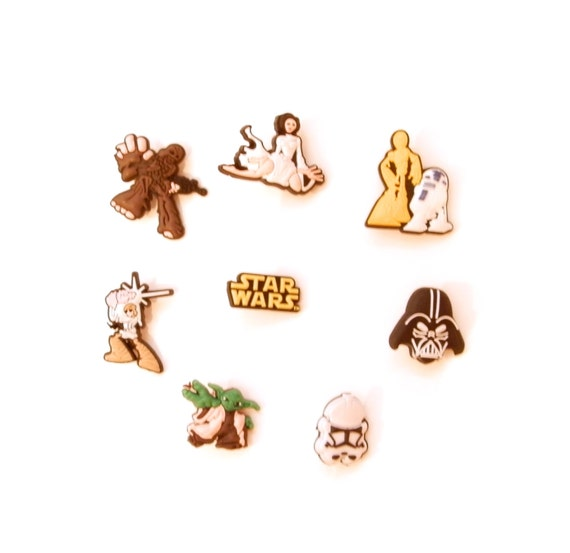 Set of 8 Star Wars Tubetastic Pimps