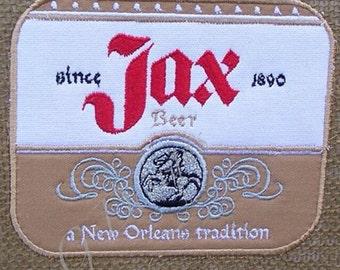 GG1209 Jax Beer label
