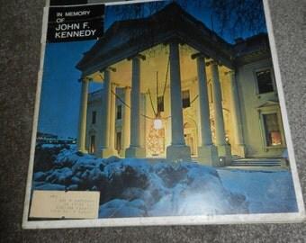 Look Magazine December 31 1963 In Memory of JOHN F. KENNEDY