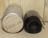 1950s 35mm Filmstrip with Metal Canister