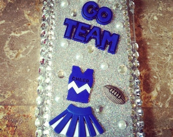Cheer iPhone case made to order