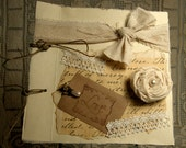 Valentines Day Shabby Chic Rustic Love Journal Notebook - CountryUrbanGirl