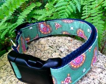 Dog Collar-Paisley
