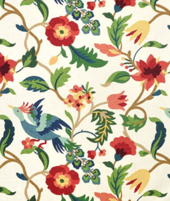 Home Decor Fabric Designer Fabric Heavyweight Cotton