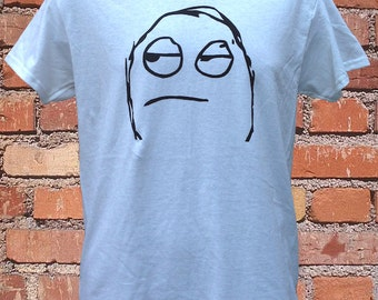Sarcastic Derp Meme T-Shirt