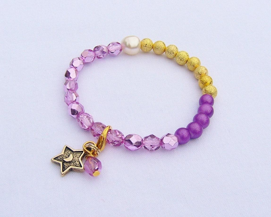 Period Tracking Bracelet Selene Beads Bracelet Menstruation
