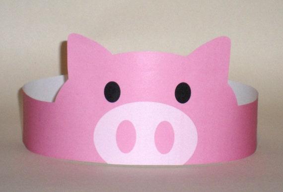 Birthday Crown Craft For Preschoolers