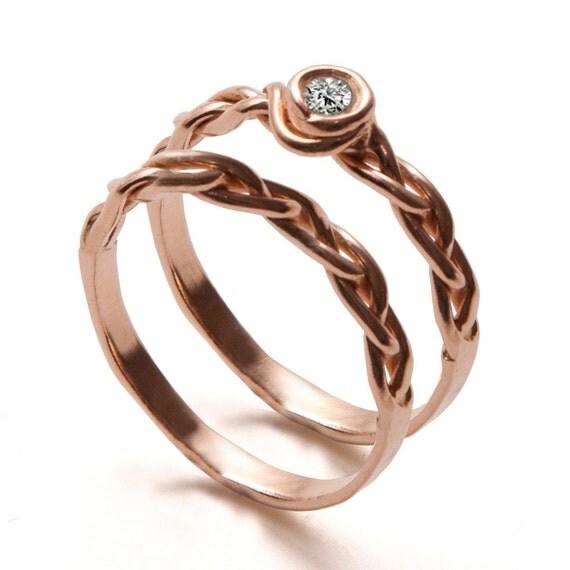 Braided Wedding Ring Set 18k Rose Gold And Diamond Ring. Expandable Charm Bangle. Synthesized Diamond. 3 Carat Sapphire. Blue Colour Diamond. Quartz Wedding Rings. Deer Pendant. Giant Engagement Rings. Charm Necklace Lockets