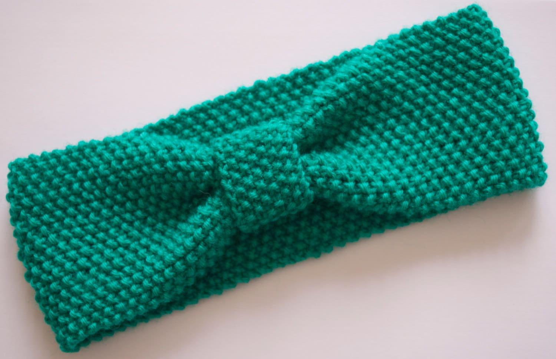 Knitting Styles Patterns : Vintage style turban knitting pattern