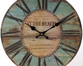 Vintage Style Shabby Chic Wall Clock Collection