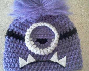 Evil Minion Hat