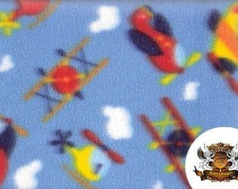 Airplane fabric etsy for Airplane fabric by the yard