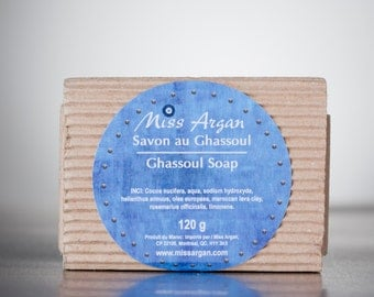 Ghassoul Soap