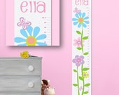 Personalized Children's Growth Charts (925) - CreativeByClair