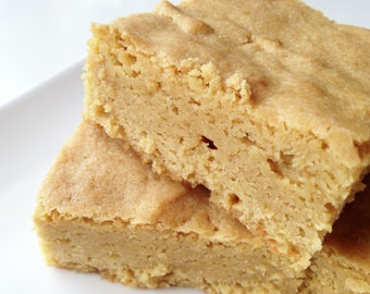 Blondies - Butterscotch Blondies - Brownies - Butterscotch Brownies - Gourmet Edible Sweets - Bakery