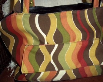 Women Handbag/ Purse/ Shoulder Bag/ Tote bag (Fall & Winter) Ladies/ Girls by Mvious Da'Zigns