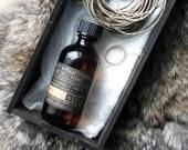 Aurum: Beard Oil 2 oz Blood Orange Bergamot Ginger Rosewood Natural