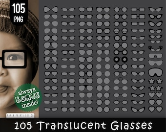 105 PNG Translucent Glasses Clipart, glasses, glasses clipart, glasses clip art, sunglasses clipart, spectacles, eyeglasses, specs