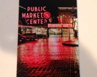 Seattle Public Market Photo