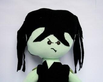 Halloween Doll - Ragdoll - Superhero Doll - Hulk Rag Doll - Cotton Doll - Plush Toy - Soft Toy - Doll - Eco - Friendly Doll