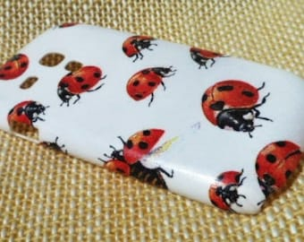 Ladybird iPhone 7 case iPhone 7 Plus iPhone SE iPhone 6 /6s Phone 6 Plus iphone 5s iPhone 5c iPhone 4 iPod classic iPod Touch 5 shell
